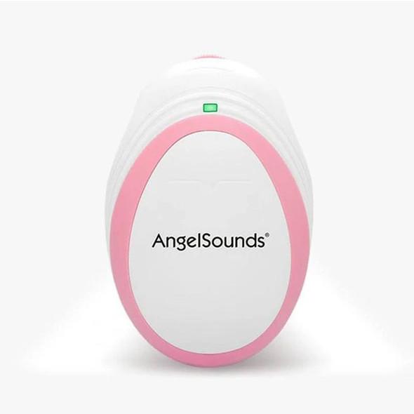 Angelsounds Fetal Doppler - Pocket Size with Free Ultrasound Gel