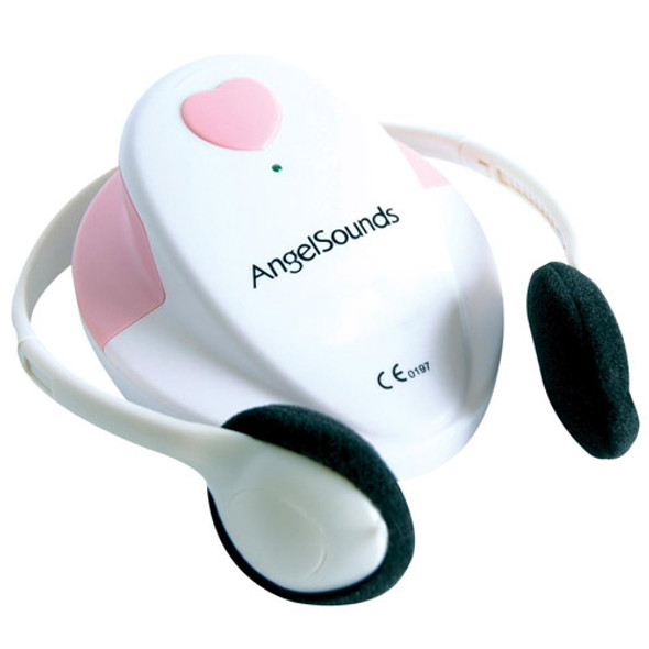 Angelsounds JPD100S Fetal Doppler Angelsounds image 2