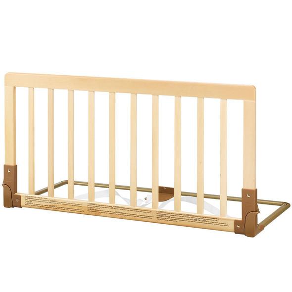 BabyDan Wooden Bedrail Natural Babydan image 2