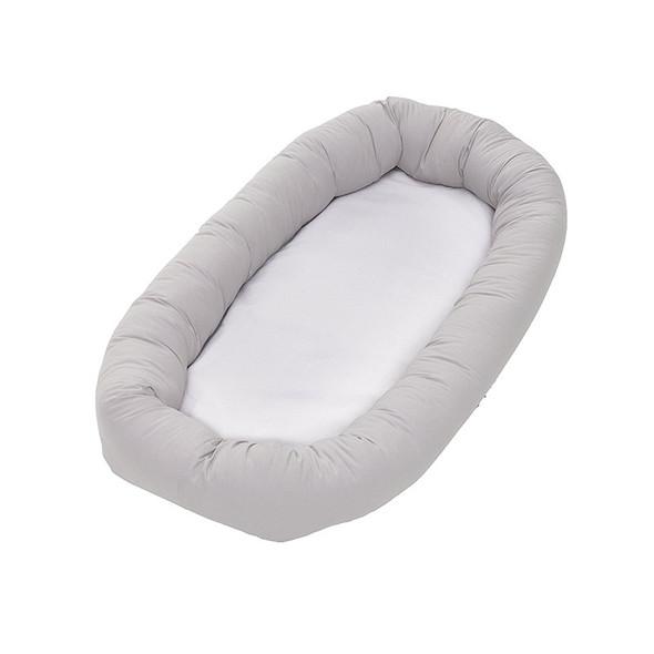 BabyDan Cuddle Nest Baby Pod (0 to 6 months, Grey) Main Image
