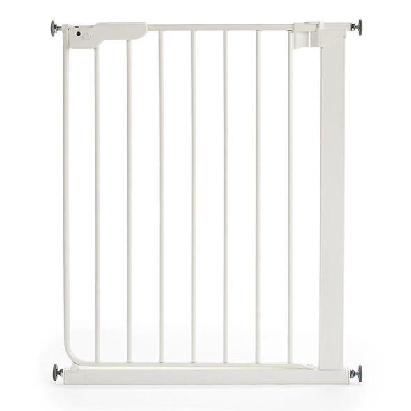 BabyDan Danamic Narrow Pressure Fit Safety Gate White (63-69.5cm) Main Image