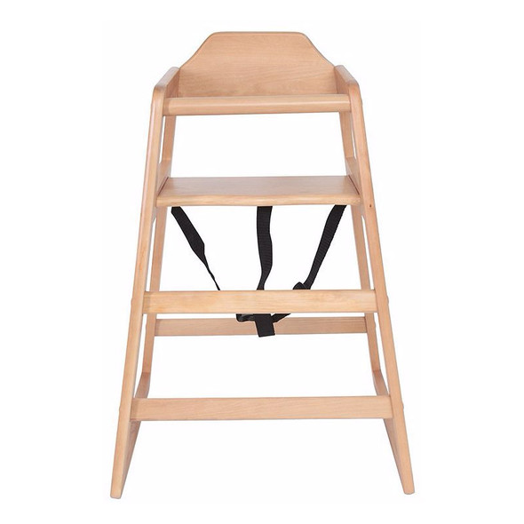 Safetots Simple Stackable High Chair Main Image