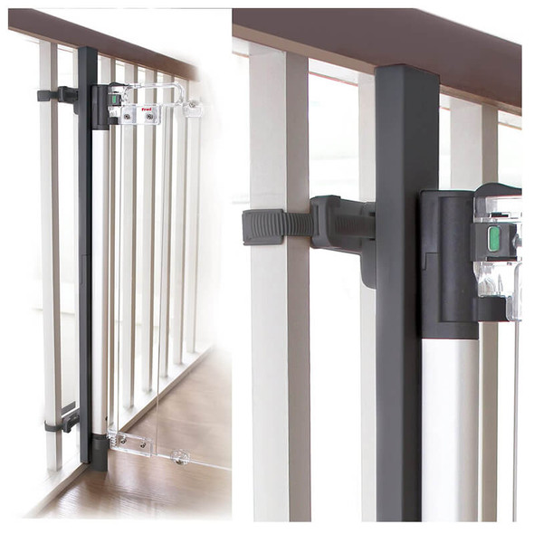 Fred Universal Stair Post Kit Profile
