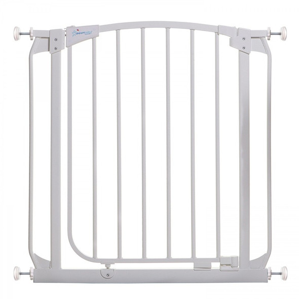 Dreambaby Chelsea Auto-Close Gate White