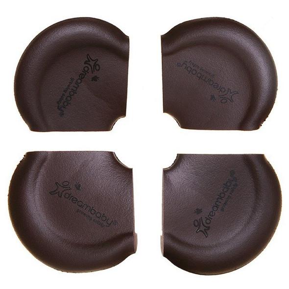 Dreambaby Bump-Guard® Corner Protectors 4 Pk - Brown product