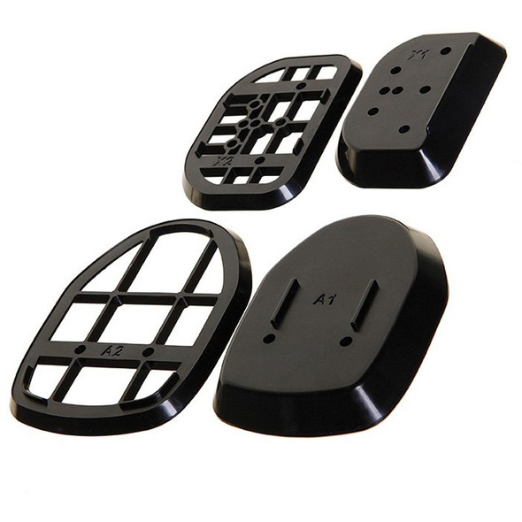 Dreambaby Retractable Gate Spacers - Black product 2
