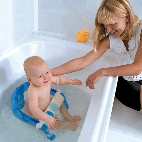 Dreambaby Fold Away Bath Seat with Open/Close T-Bar