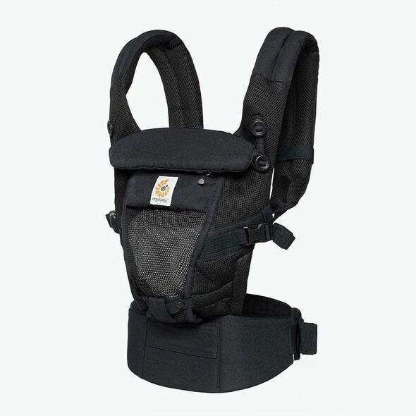 Ergobaby Original Adapt From Newborn - Cool Air Mesh - Black product