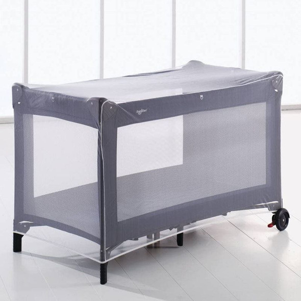 Babydan Mosquito Net - Travel Cot - White
