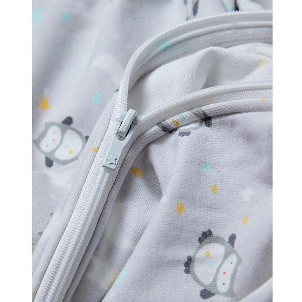 Grobag Ollie Owl Print Newborn Snuggle Sleep Bag 1.0 Tog zoom