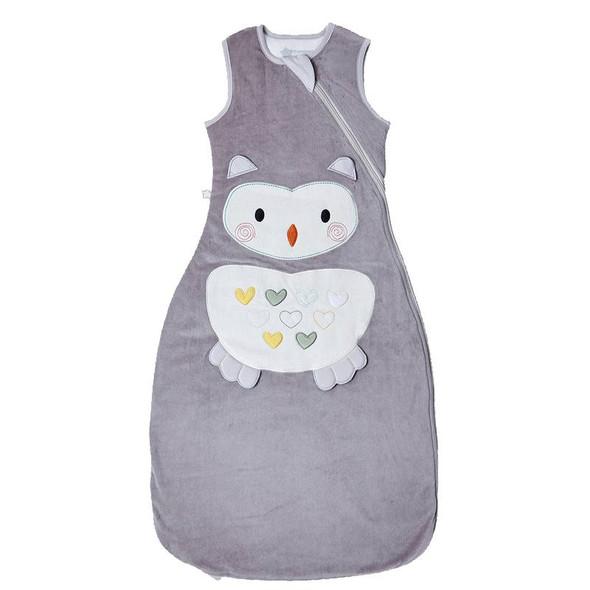 Grobag Ollie the Owl Sleep Bag 2.5 Tog closed