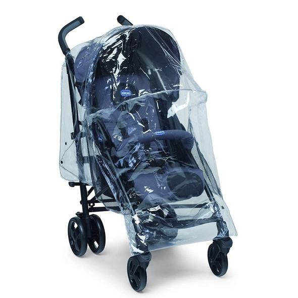 Chicco Universal Rain cover For Stroller Black