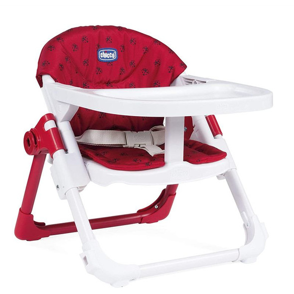 Chicco Chairy Booster Seat Ladybug (Red)