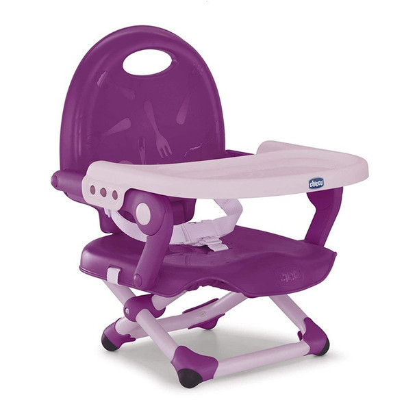 Chicco Pocket Snack Booster Seat Violetta