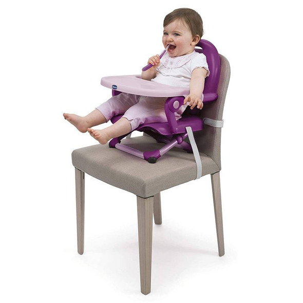 Chicco Pocket Snack Booster Seat Violetta boost