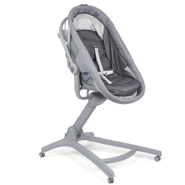 Chicco Baby Hug Air 4-In-1 Titanium seat