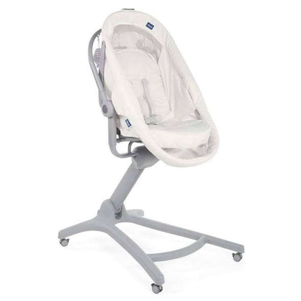 Chicco Baby Hug Air 4-In-1 White Snow seat
