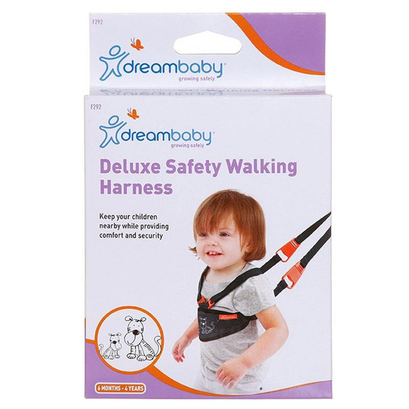 Dreambaby Deluxe Safety Walking Harness box