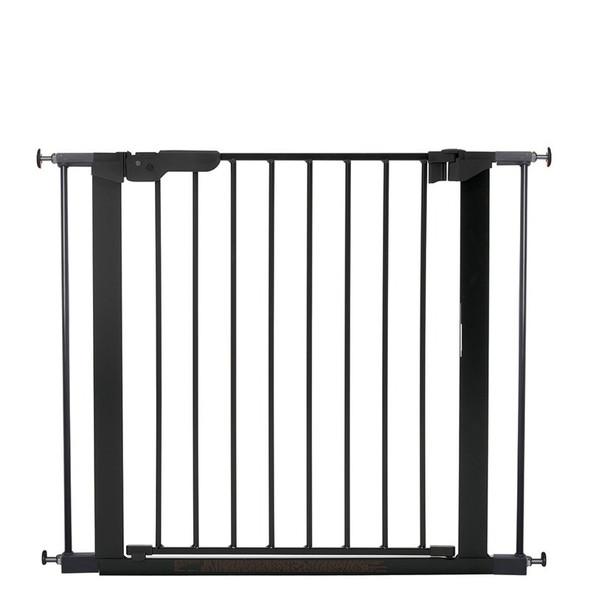BabyDan Premier Pressure Indicator Gate, Black (73.5cm - 92.6cm)   BabySafety.ie