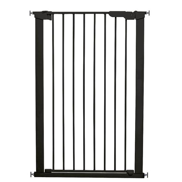 BabyDan Premier Pressure Pet Gate - Black (73-79.6cm; Max 120) gate