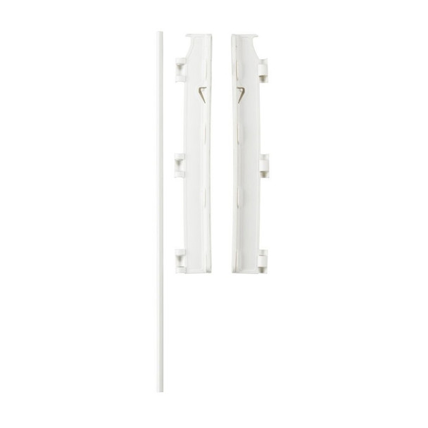 Babydan Wall Mounting Kit - white