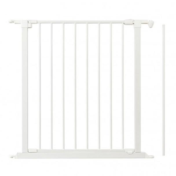 BabyDan Configure Gate /Flex Hearth Gate Door Section White 72cm Main Image