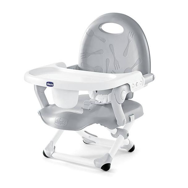 Chicco Pocket Snack Booster Seat Dark Grey Main Image