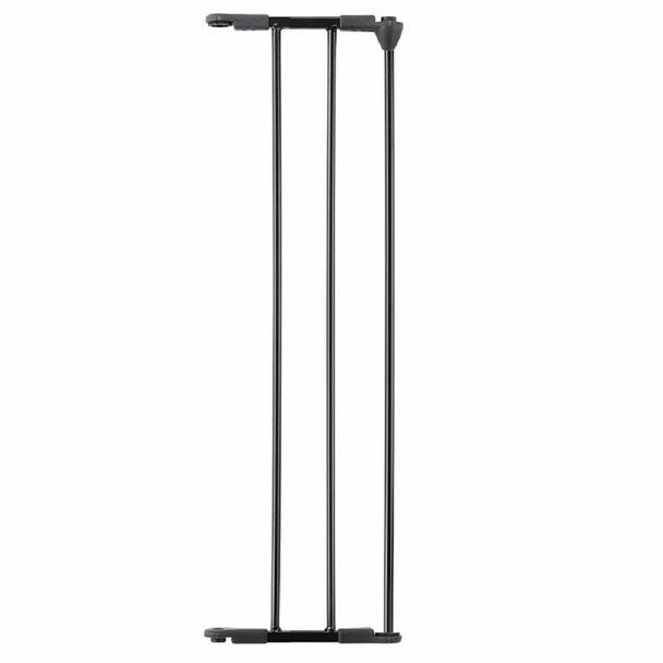BabyDan 20 cm Extension Section - Black (6850)