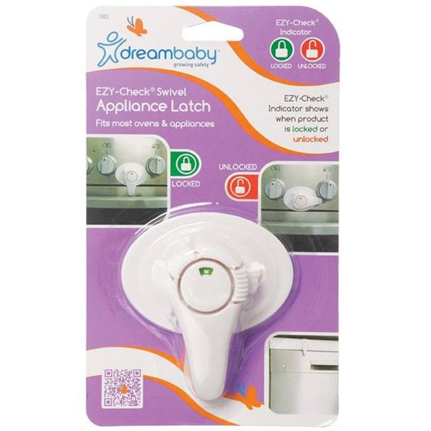 Dreambaby Ezy-Check Swivel Appliance Latch box