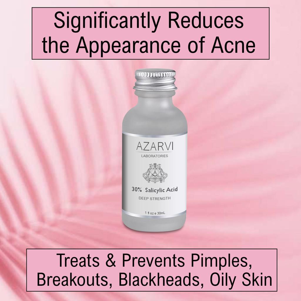 Azarvi 30% Salicylic Acid Chemical Peel