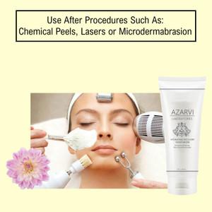 Azarvi Mositurizer for After Laser, Face Lift, Peels