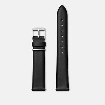Cluse La Garconne Watch Strap Black/Silver CS1408101043