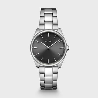 Feroce Petite Dark Grey/Silver Link