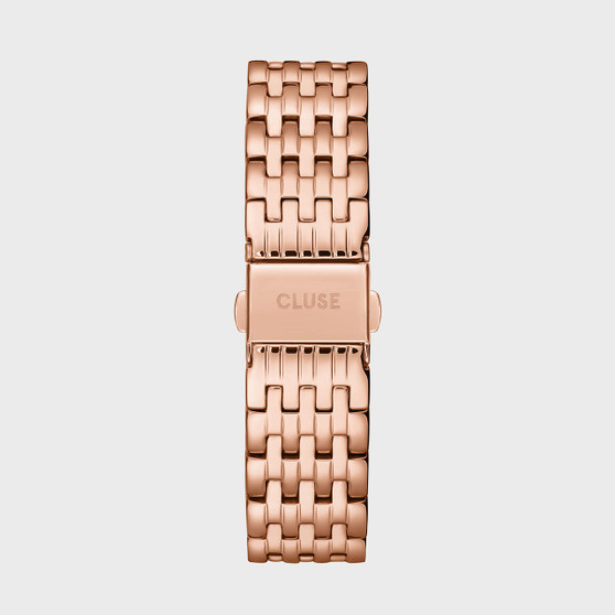 Cluse 18mm Watch Strap Rose Gold Link CS1401101080