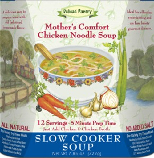 MOTHER'S COMFORT CHICKEN NOODLE