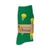 Brainstormer Socks - super soft, combed cotton