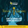 Game of Thrones Trivia Quiz Questions