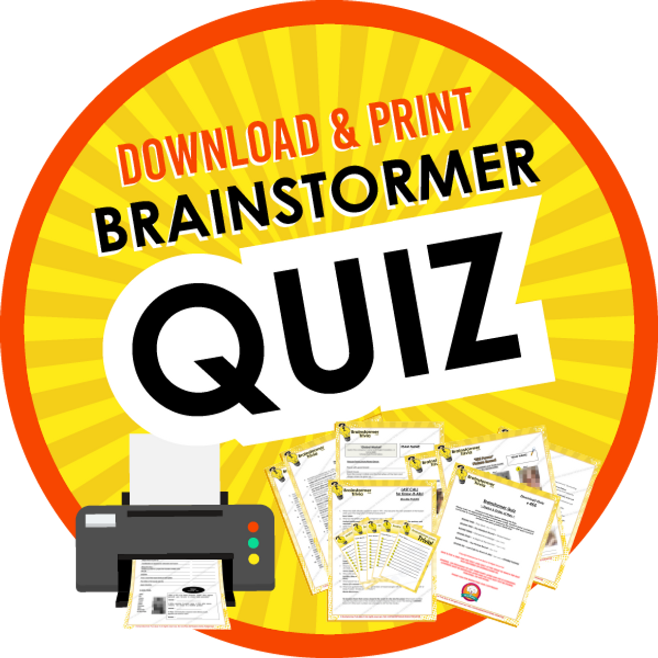 General Knowledge Quiz Pack #479