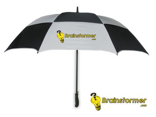 SPECIAL OFFER! 'Legend' Golf Umbrella - black/white