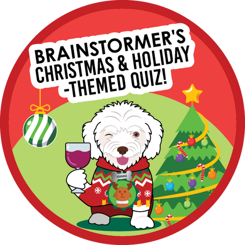 Brainstormer's Christmas and Holiday Quiz