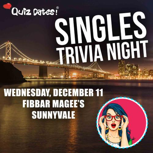 Quiz Dates! ® Singles Trivia Night