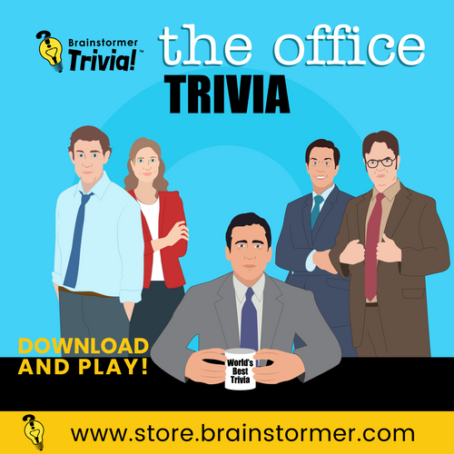 Brainstormer's 'The Office' Quiz