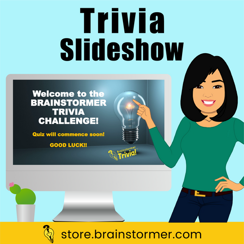 Brainstormer Trivia Slideshow