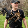 LBE Harness w/Elite Retention System - Coyote - Hands Free