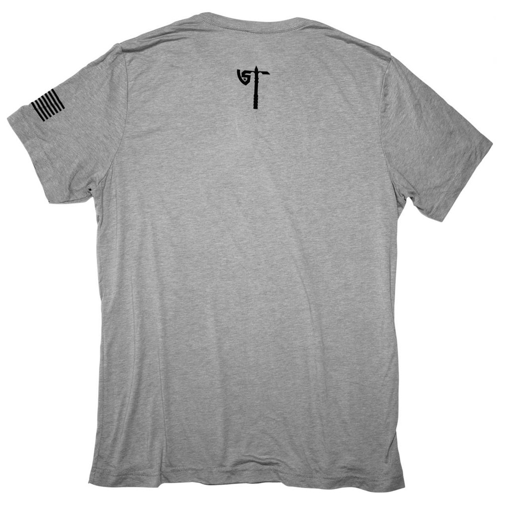 Athletic Gray - Back