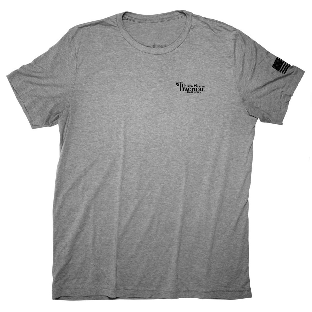 Athletic Gray - Front