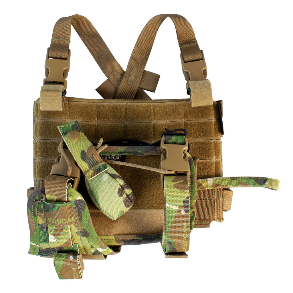 LBE Harness w/Elite Retention System - MultiCam