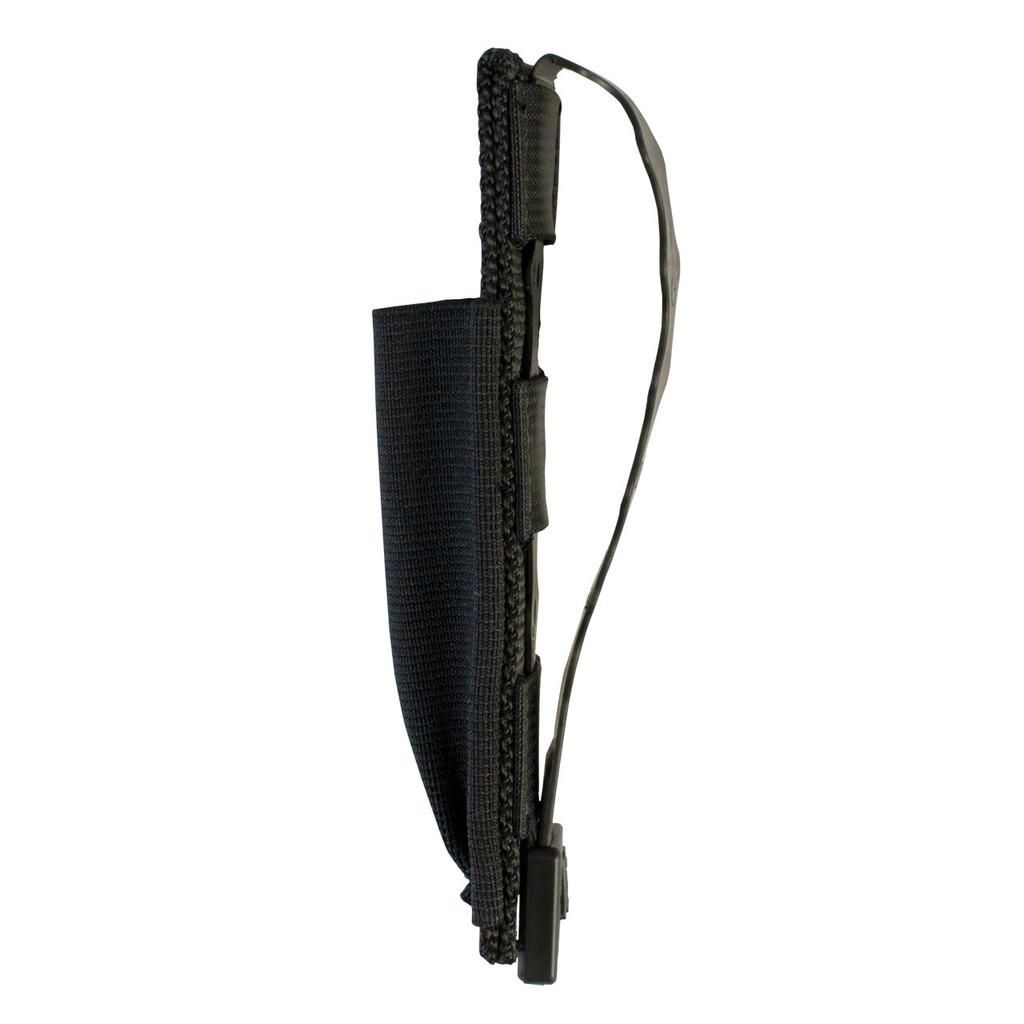 Single Pistol Mag Pouch Side - Black