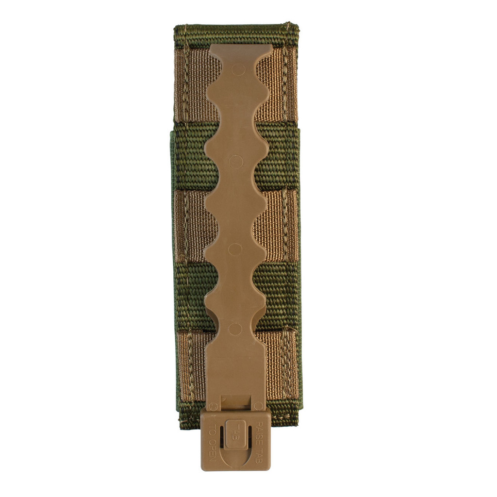 Single Pistol Mag Pouch Back- Olive Drab