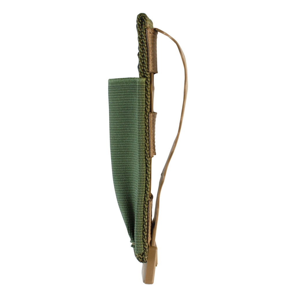 Single Pistol Mag Pouch Side - Olive Drab